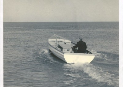 Copy Of Amesbury Power Skiff