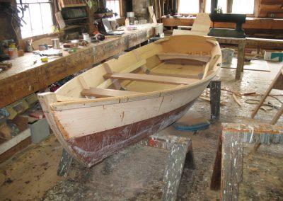 2009 12 Deer Isle Skiff