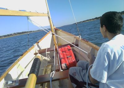 2010 16 Lowell Sailboat 4