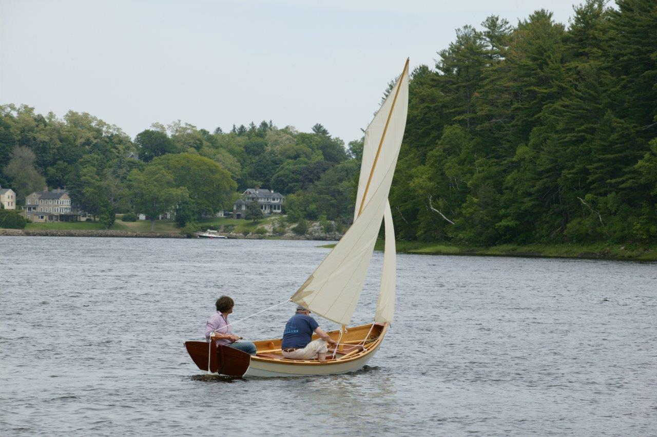 2013 15 Lowell Sailboat