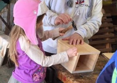 Woodworking For Families Image