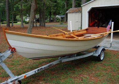 Hume Boat 6